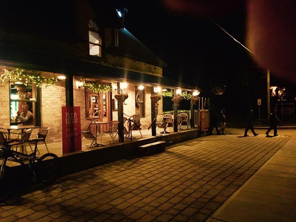 Chelsea pub ANdré