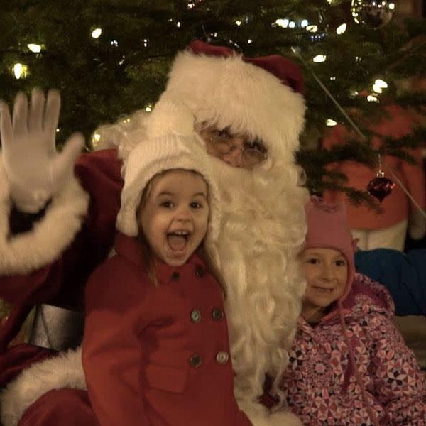 Noël dans le Vieux-Aylmer