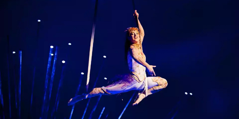 M-A Lemire Cirque du soleil