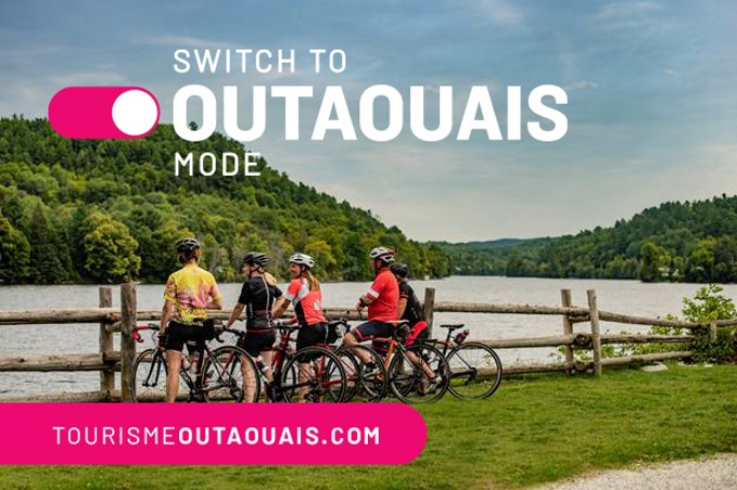 Switch to Outaouais mode